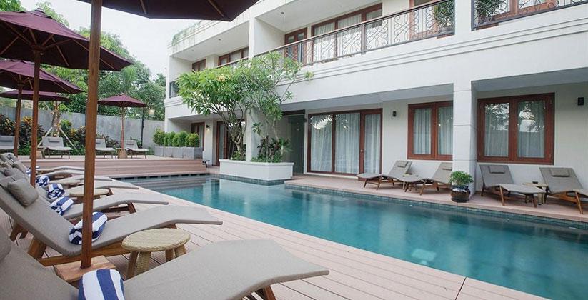 seminyak lagoon All Suites Pool