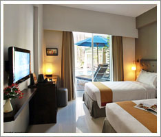 Ananta Legian Hotel - Deluxe Pool Access Room