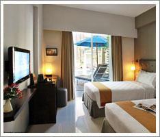 Ananta Legian Hotel - Deluxe Pool Access Room