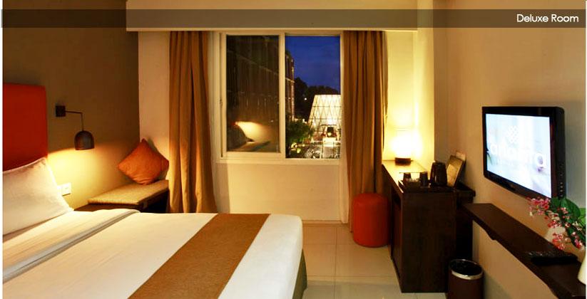 Ananta Legian Hotel Deluxe Room