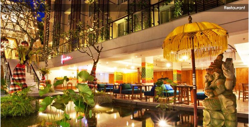 Ananta Legian Hotel Restaurant