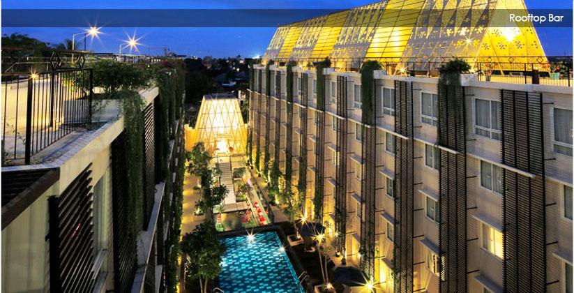 Ananta Legian Hotel Rooftop