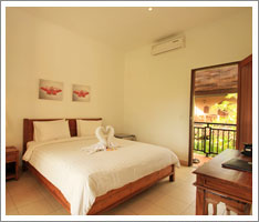 Bumi Muwa Ubud Standard Room
