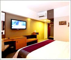 horison hotel seminyak deluxe room