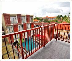 horison hotel seminyak deluxe pool view