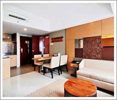horison hotel seminyak family room