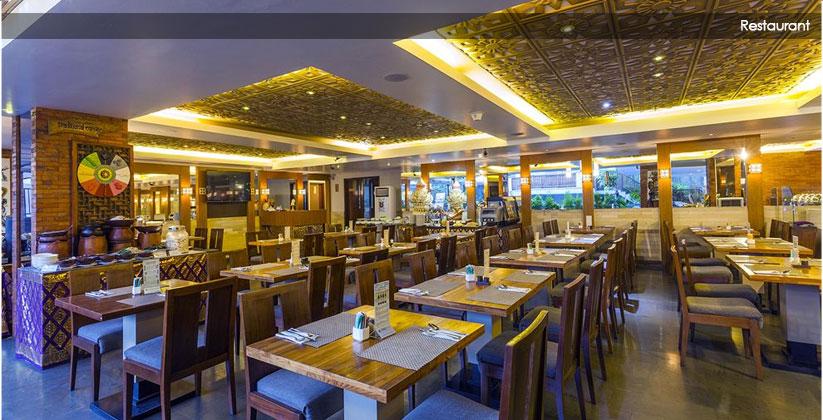 horison hotel seminyak restaurant