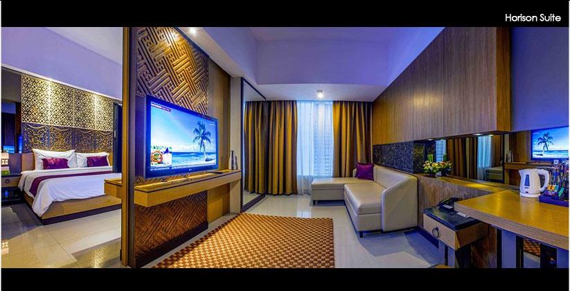horison hotel seminyak deluxe horison suite