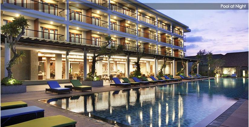 hotel santika siligita pool