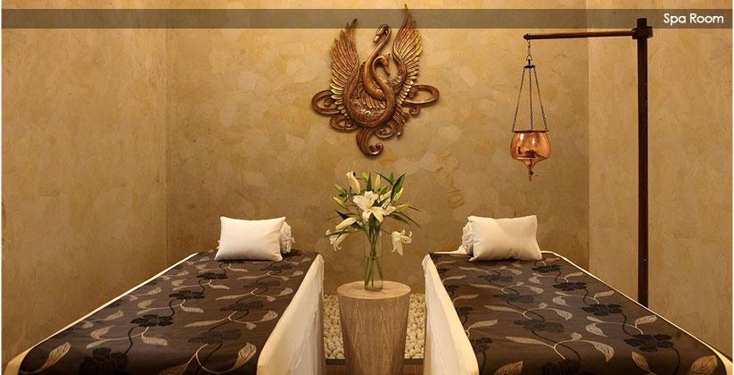 hotel santika siligita room spa