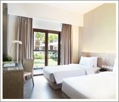 hotel santika siligita superior room