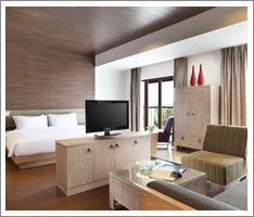hotel santika siligita suite room