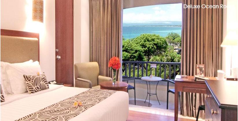 kuta paradiso hotel room