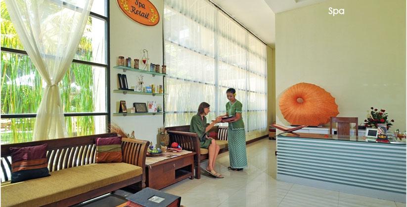 kuta paradiso hotel spa