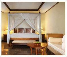 puri santrian hotel - santrian club room