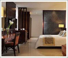 puri santrian hotel - premiere deluxe room