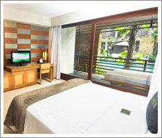 One Bedroom Suite at The Haven Hotel Seminyak