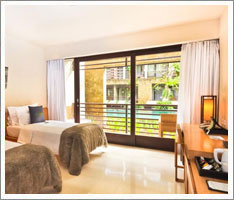 Two Bedroom Suite at The Haven Hotel Seminyak