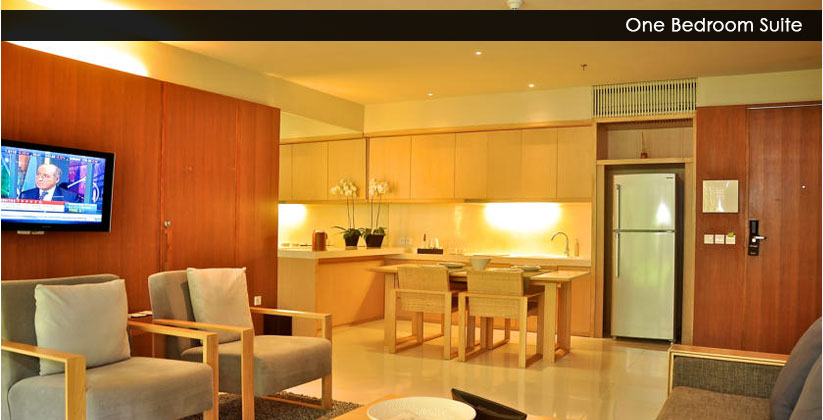 The Haven - One Bedroom Suite