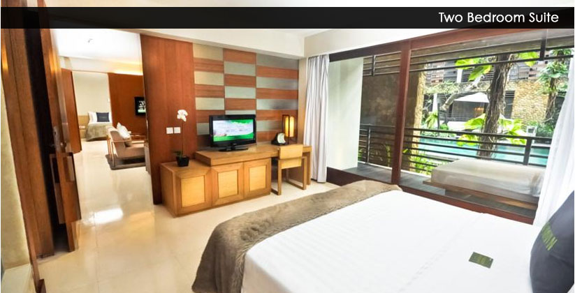 The Haven - Two Bedroom Suite