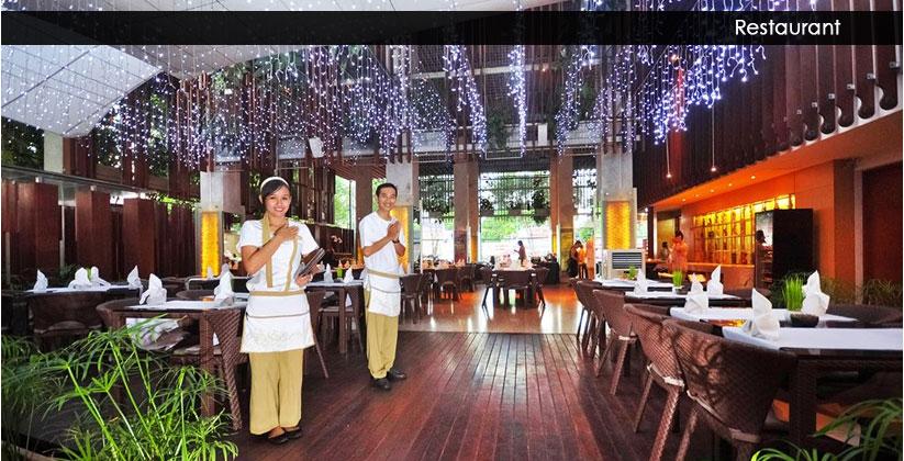 The Haven - Restaurant